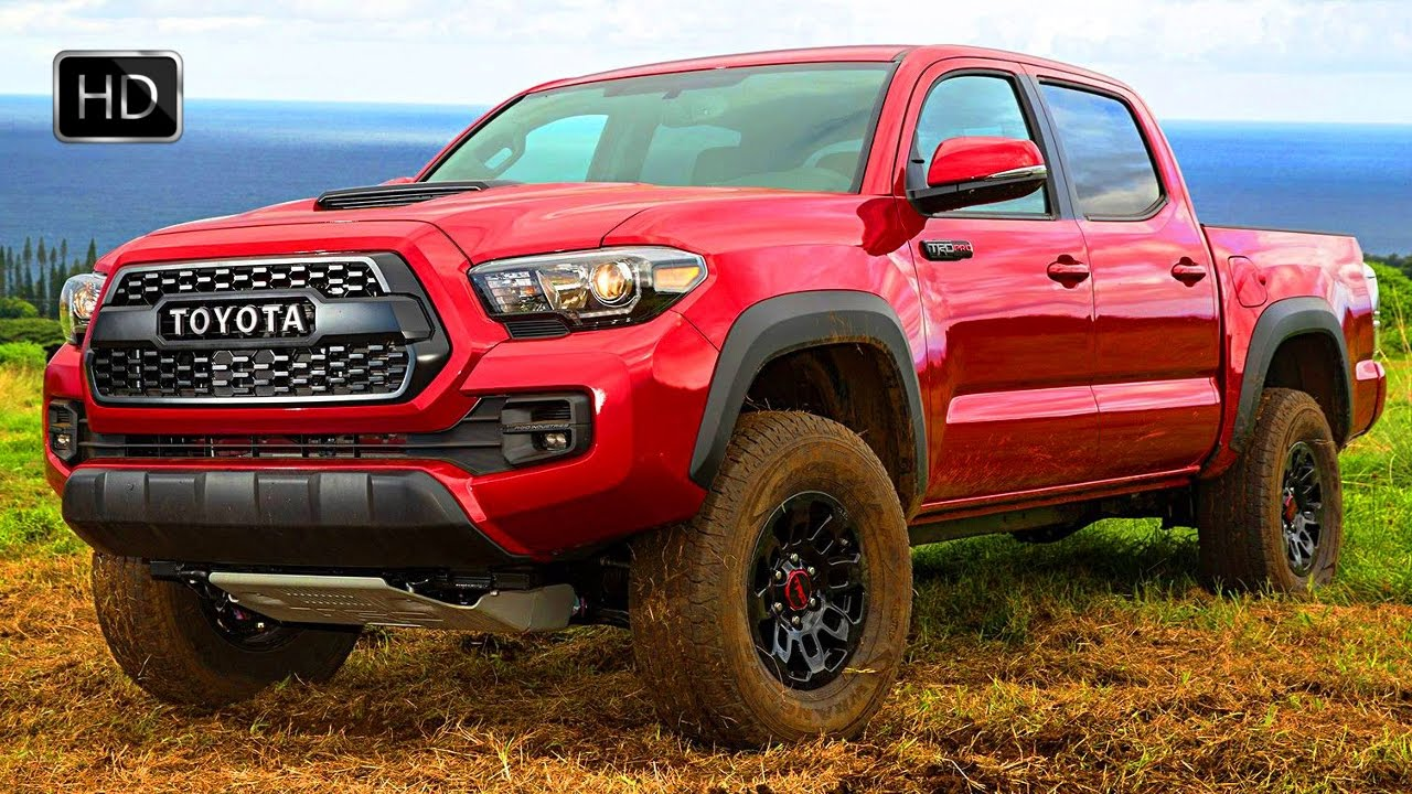 2017 toyota tacoma trd pro truck exterior interior. Black Bedroom Furniture Sets. Home Design Ideas