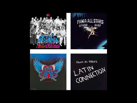 FANIA ALL STARS: Cross-Over / Commitment / Latin Connection. (Compilación)