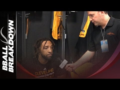 How Derrick Williams Has Adjusted To The Cavaliers