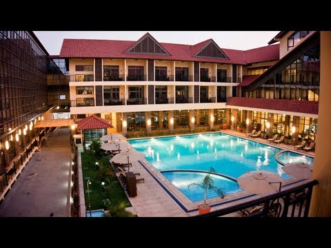 Tang Palace Hotel: Assessment of the Hotel Industry in Ghana and Accra by Sajid Khan