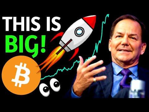Guggenheim Fund To Invest $500M in BITCOIN & Paul Tudor Jones Fractal Shows Massive Bitcoin Rally