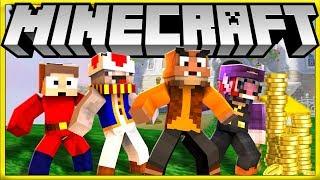 BOOTLEG BROS!   Minecraft Hide N' Seek!