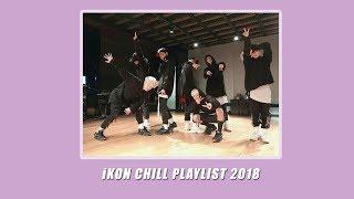 study with ikon | ikon chill/soft playlist 2018