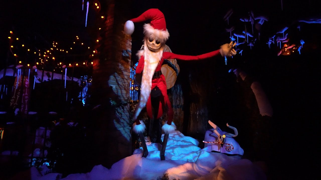 Haunted Mansion Holiday Foyer Music : K  haunted mansion ride holiday