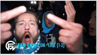 OM - LOSC (1-2) : Les supporters excédés par Garcia, s'enflamment pour Balotelli