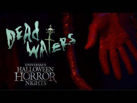 Dead Waters House Reveal | Halloween Horror Nights 2017