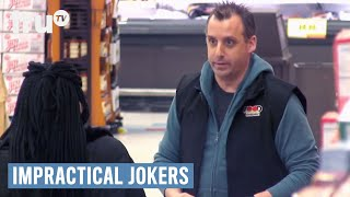 Impractical Jokers - Joe and Q Send a Message