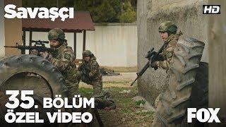 Kılıç Timi teröristlerin Türk toprağına girmesine izin vermeyecek! Savaşçı 35. Bölüm