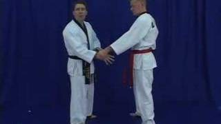 Reverse Handshake Wrist Lock with Alain Burrese