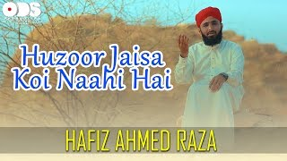 Huzoorﷺ Jaisa Koi Nahi Hai | Hafiz Ahmed Raza | New Naat Sharif 2018 | Rabi ul Awal Naat 2018