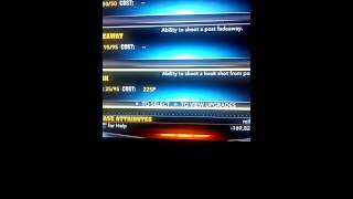 Unlimited skill points NBA2K13