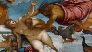 Giulio Caccini, Sfogava con le stelle, Jacopo Tintoretto