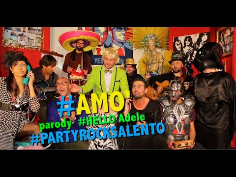 #AMO' - Parodia
