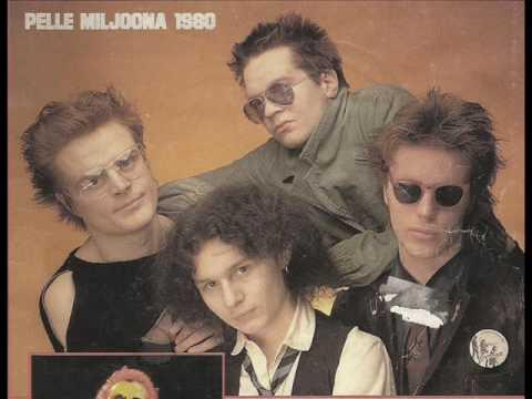 pelle miljoona & 1980