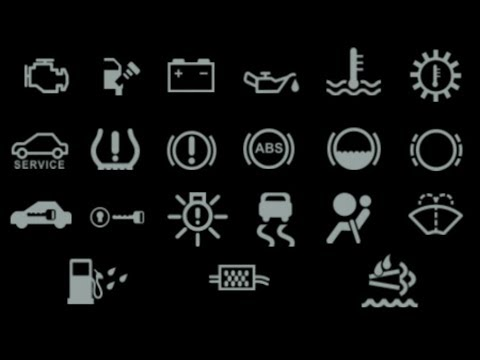 Toyota Warning Lights