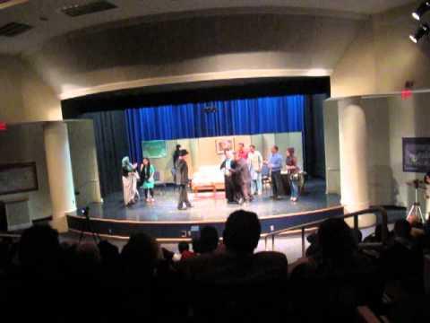 نمایش کمدی : سوءتفاهم در دفتر خانه -part 2-Theatr comedy in Farsi - DIRECTOR : MEHDI MOHAMMADZADEH