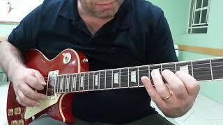 """Guitarra, Aula 69.a - """"Missão Impossível"""", Lalo Schifrin."""