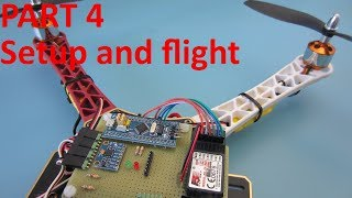 YMFC-32 | Part 4 | a DIY 32-bit STM32 and Arduino based quadcopter flight controller