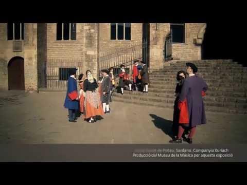 Sardana, música i dansa a l'entorn del 1700