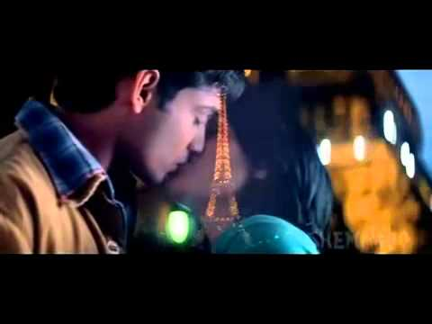 mera pehla pehla pyar. Movie . End scene. Romantic. Paris.
