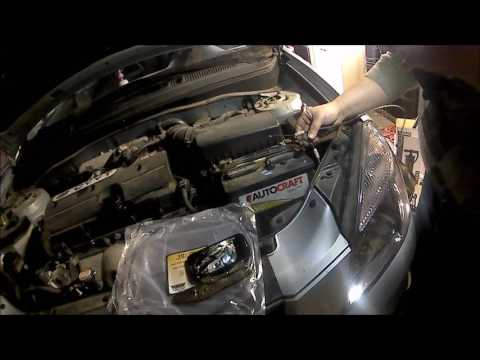 Hood release cable replacement DIY - 2006 - 2009 Kia Rio