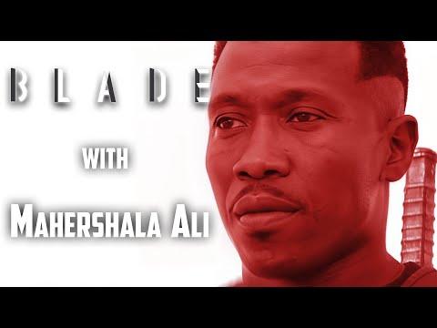 BLADE - Mahershala Ali as Blade [DeepFake]