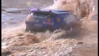 40e édition Dakar / 2004 : Moteurs noyés au Maroc