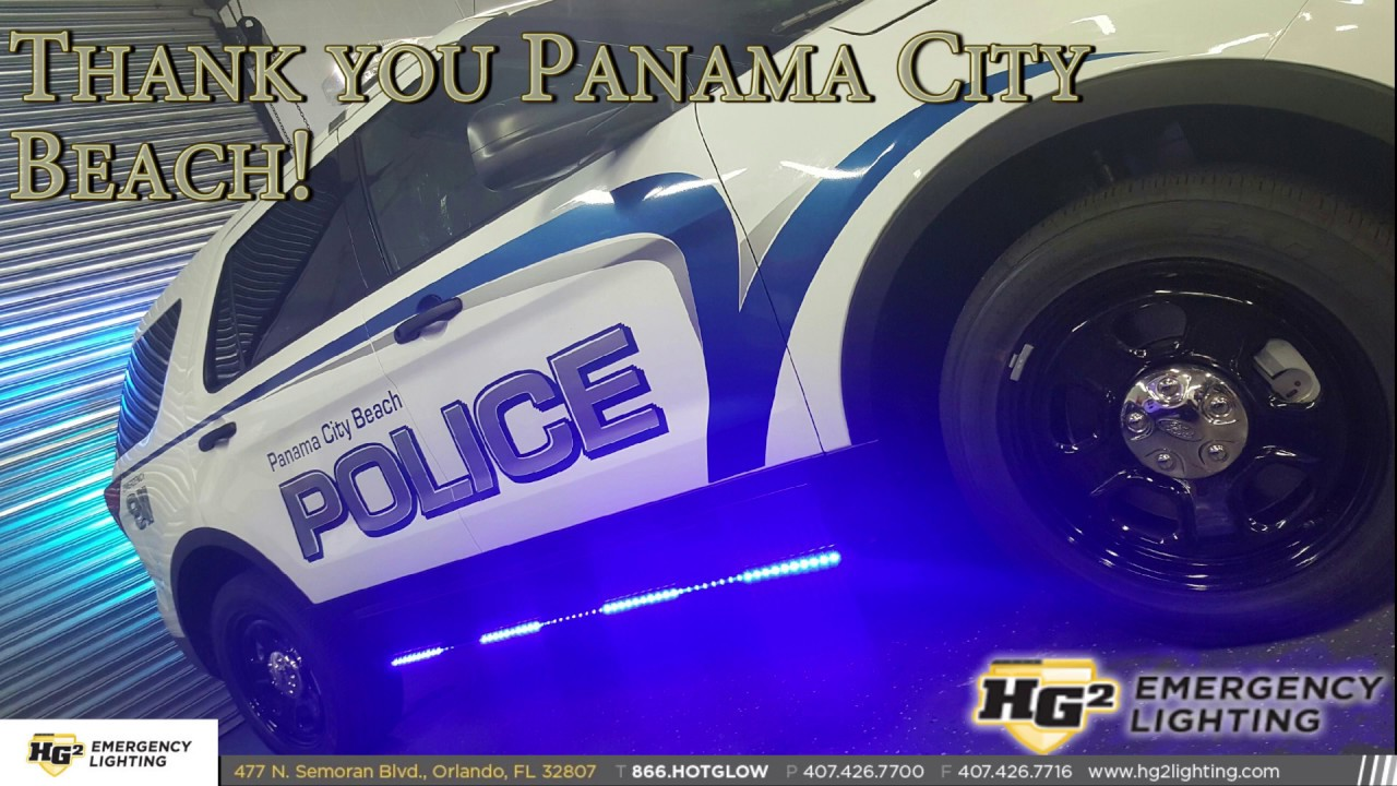HG2 Emergency Lighting | Panama City Beach PD Fleet With HG2 Lighting Package & HG2 Emergency Lighting | Panama City Beach PD Fleet With HG2 ... azcodes.com