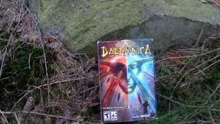 Daemonica Unboxing (PC) ENGLISH