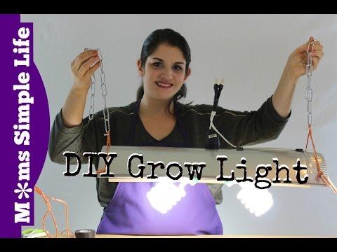 DIY Grow Lights