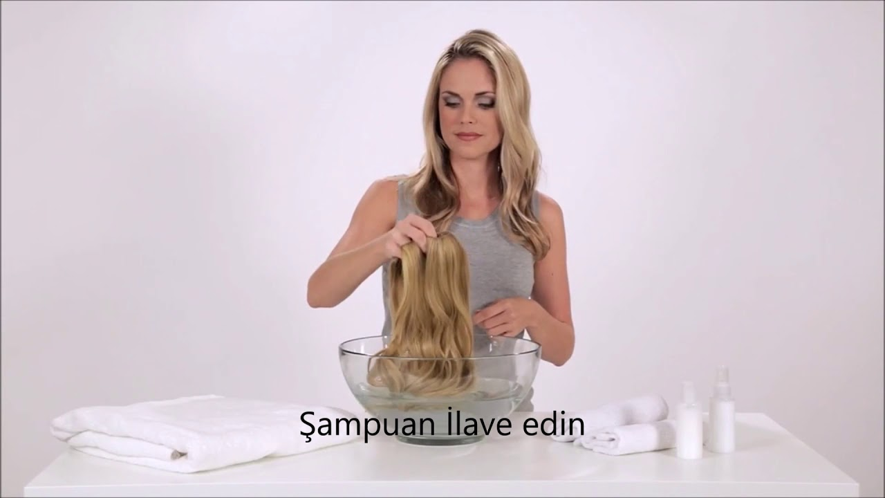Saç nasıl yıkanır