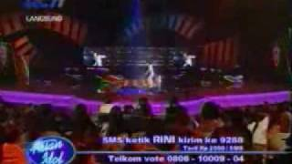 Indonesian Idol - Rini - Crazy in Love mp3