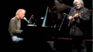 Mandolin Rain - Bruce Hornsby with Ricky Skaggs (live Nashville, Feb 18, 2012)