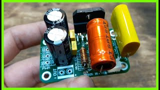 How to Design a Hi-Fi Audio Amplifier With an LM3886,The Best Audiophile Amplifier For DIY