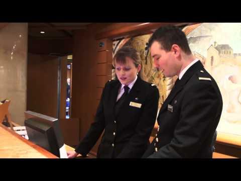 Hotel School Cruise Management