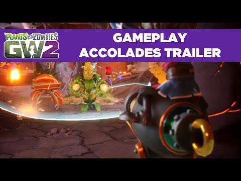 Plants vs. Zombies Garden Warfare 2 | Gameplay Accolades Trailer
