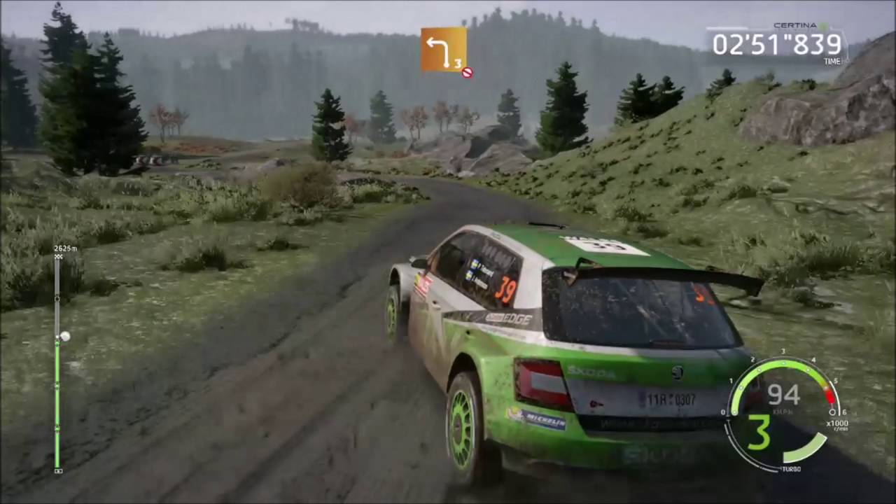 wrc 6 wales rally gameplay xbox one youtube. Black Bedroom Furniture Sets. Home Design Ideas