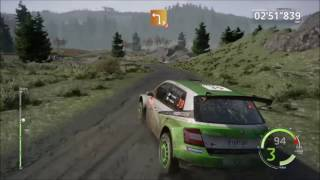 WRC 6 - Wales Rally Gameplay Xbox One