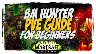 bm hunter pve guide worldofwarcraft pve legion 7 1 5