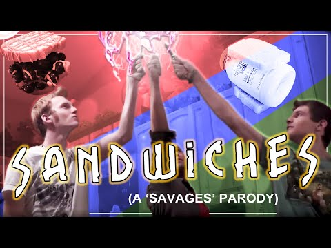 Sandwiches - Savages from Pocahontas Parody