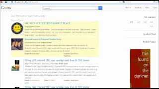 The hidden internet- LOTS of search engines for TOR!