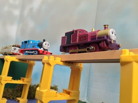 Thomas and the Magic Railroad  Chase  TOMY/Trackmaster Version