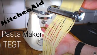 KitchenAid Nudelvorsatz: Pasta-Maker im Test