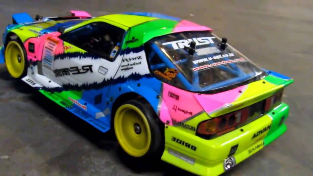 Daves Fc Rc Drift Even Sounds Like A Rotary Youtube