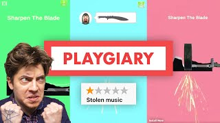 This App STOLE the Knife Game Song!