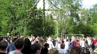 Midsommar Söderöra 2009