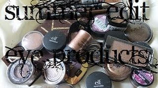 Summer Edit | Eye Products | ThatGallowayGirl Thumbnail