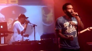 Pharoahe Monch - LIVE 2016 - My Life, Desire & Oh No