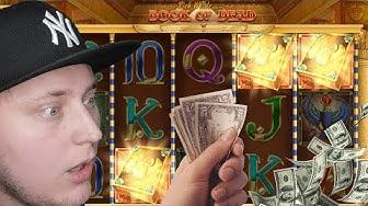 Raaka Deposit - LeoVegas Casino Slots! (Book of Dead, Book of Ra)