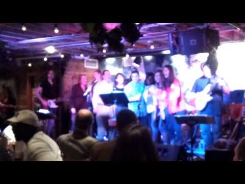 JBG Holiday Party 2011 - Accounting Karaoke